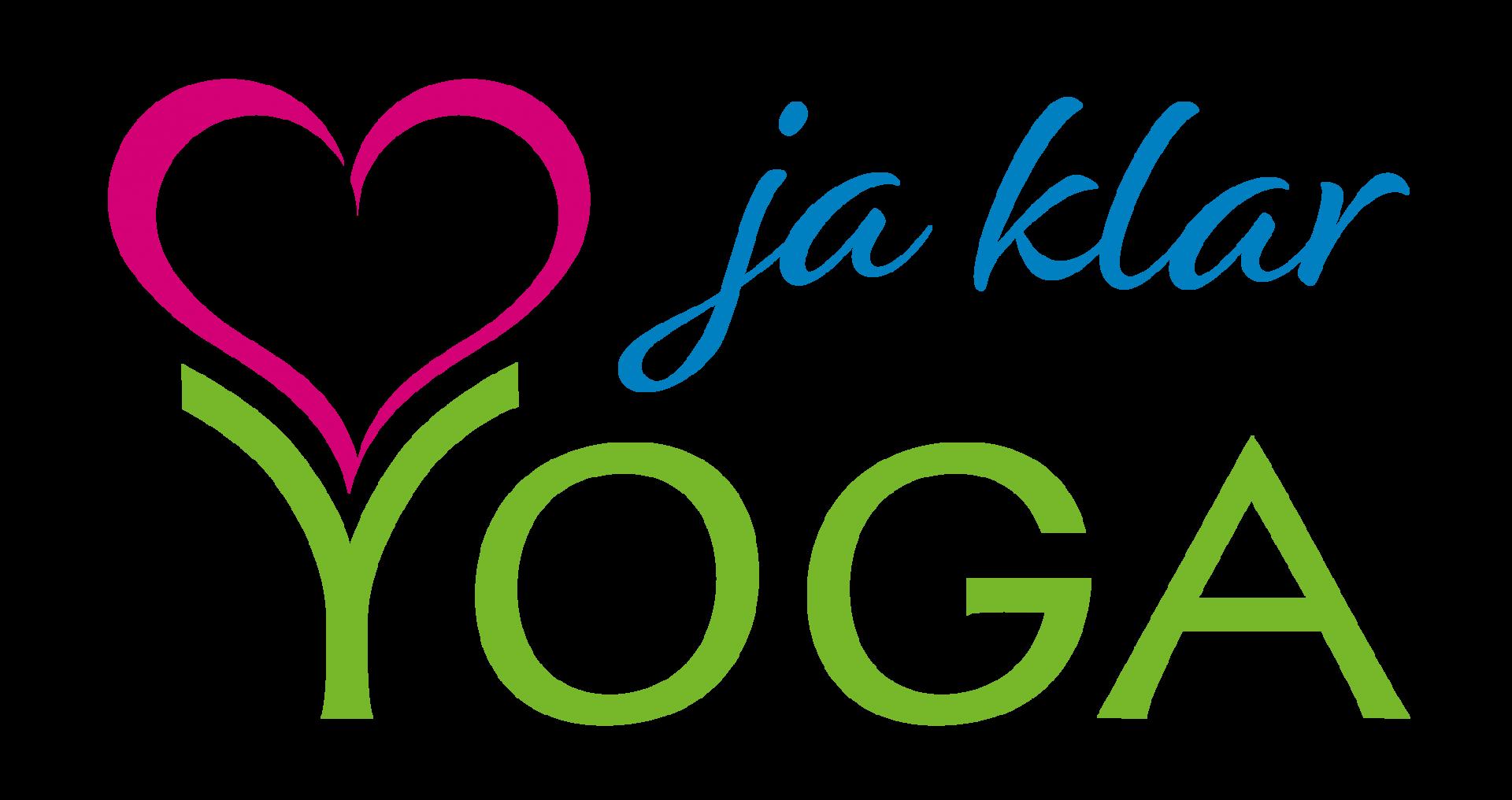 Logo ja klar Yoga