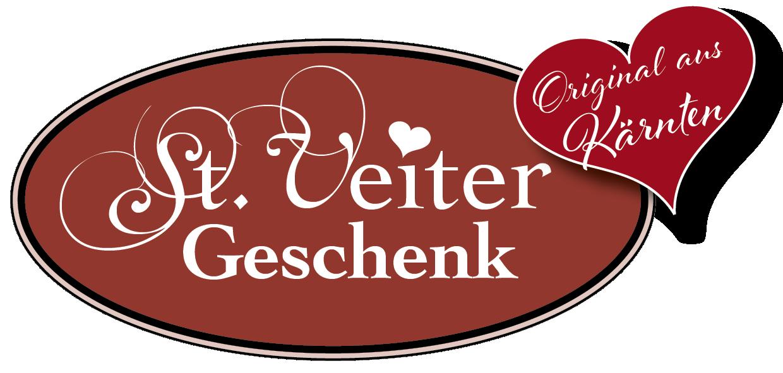 Logo St. Veiter Geschenk